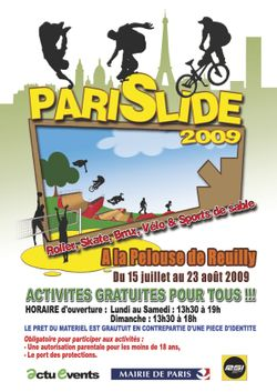 Parislide2009