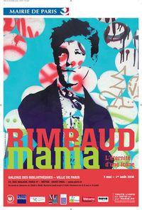 Affiche Rimbaudmania
