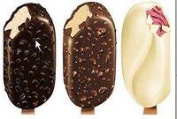 Trois glaces Magnum