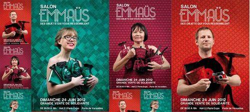 Salon Emmaüs 2012