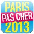 Appli Paris Pas Cher complète
